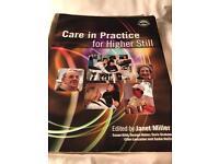 Care in practice book