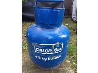 Calor gas 4.5kg gas bottle (empty) SW London