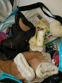 Bigg bundle of stuff