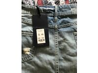 New Look Denim Skirt Tags still on