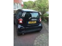 SMART FORTWO LIMITED EDITION BLACK