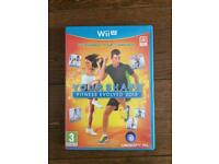 Wii U game. Your Shape Fitness Evolved 2013.