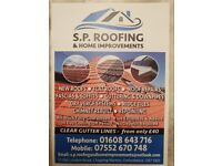 S P Roofing & Home Improvements
