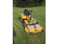GREAT lawnmower for sale - Stiga Park 12 with the Combi 105 deck