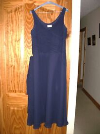 Stylish Kaliko sleeveless dress.