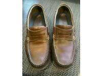 Deck shoes size 9