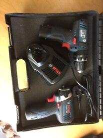 Bosch Pro still set