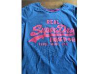 Kids Superdry t-shirt