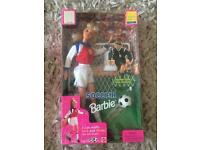 Soccer Barbie World Cup 99