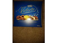Mcvities victoria buiscuits selection