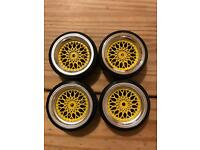 Rc drift wheels new