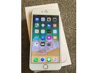 IPhone 6s Plus, Rose gold 16gb unlocked to any network
