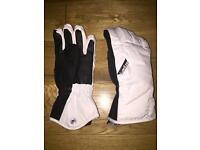 Children's wed'ze ski / snowboarding gloves