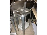 Single bowl hand wash sink 34x44x90