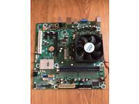 AM2 motherboard, CPU & RAM combo - Athlon CPU & 2GB DDR2. £20ONO