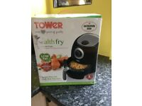 Tower Health Fry, used once, bought in Dec 2017,