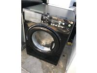 Hotpoint Futura 8KG black washing machine