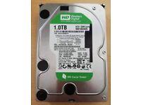 Western Digital WD10EADS SATA Internal Hard Drive 1TB - Harrow