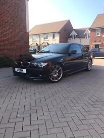 BMW 330ci m-sport coupe