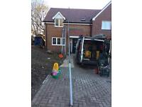 Brodex 60ft carbon fibre window cleaning watefed pole