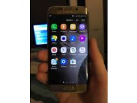 Samsung galaxy s6 edge 64gb in gold