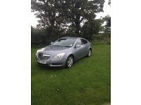 2009 Vauxhall Insignia 1.8l exclusiv petrol low mileage