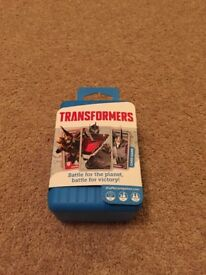 New Transformers Card Game