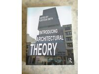 Introducing Architectural Theory(korydon Smith)