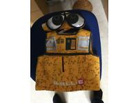 Wall-e outfit 3-4 years