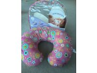 The Original Boppy Nursing and Infant Support Pillow