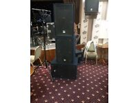Complete Pro Logic 1296 Rig With Chevin research amps and controller etc