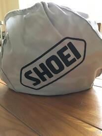 Shoei xr-1100 conqueror helmet tc-1 Large
