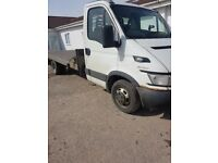Iveco 15 foot flat bed 3.5 120 good running order