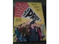 PRIDE DVD for sale.
