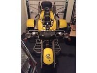 German Factory Build Trike in very good condition. VW 1600 engine. £8500 ono