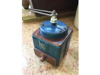 French Peugeot Coffee Bean Grinder Vintage