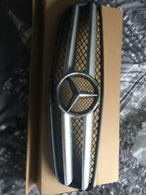 Mercedes Grill