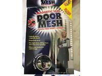 Mesh door screen