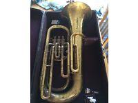 Besson brass tuba
