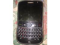 Blackberry phone spares or repairs