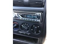JVC Radio with CD player in fair condition just taken out of my Vauxhall Astra works perfect