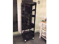 AV rack/cage