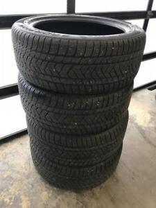 275/45R21 WINTER Pirelli Scorpion - Range Rover / Mercedes GL GLS FX37 FX45