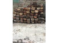 75mm reclaimed brick (50p each)