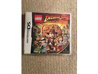 Nintendo DS Lego Indiana Jones the original adventures