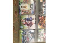 JOBLOT OF PS3 GAMES X9