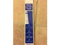 Metal Curtain Track - 1.8m