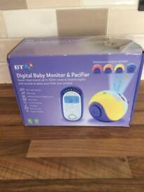 BT Digital Monitor & Pacifier