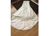 Augusta Jones Ivory wedding dress size 14