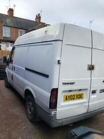 Ford transit 2.0 spares and repair